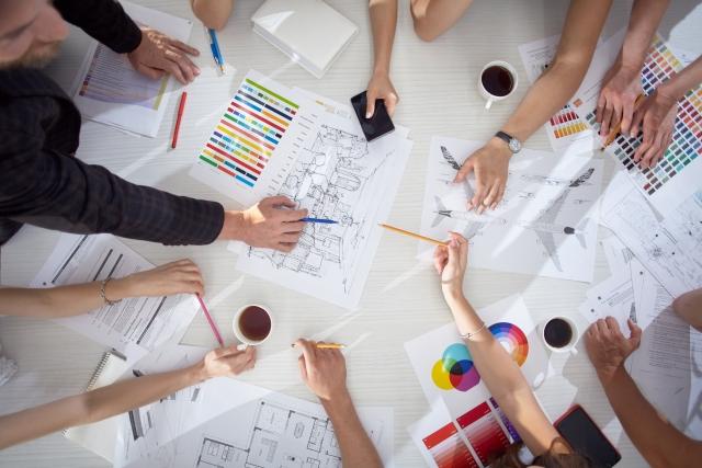 組織活性化の効果的な取り組みとは?その方法と事例を紹介!
