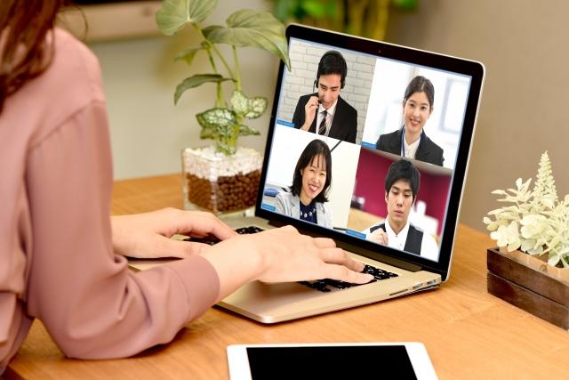 オンライン商談でも成約できる!web会議システムを用いたセールスコミュニケーション